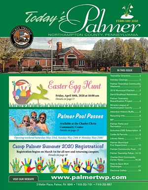 Palmer Township Newsletters